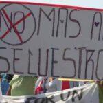 ¡No al secuestro! ¡Colombia en pie por libertad, acuerdos humanitarios y paz!